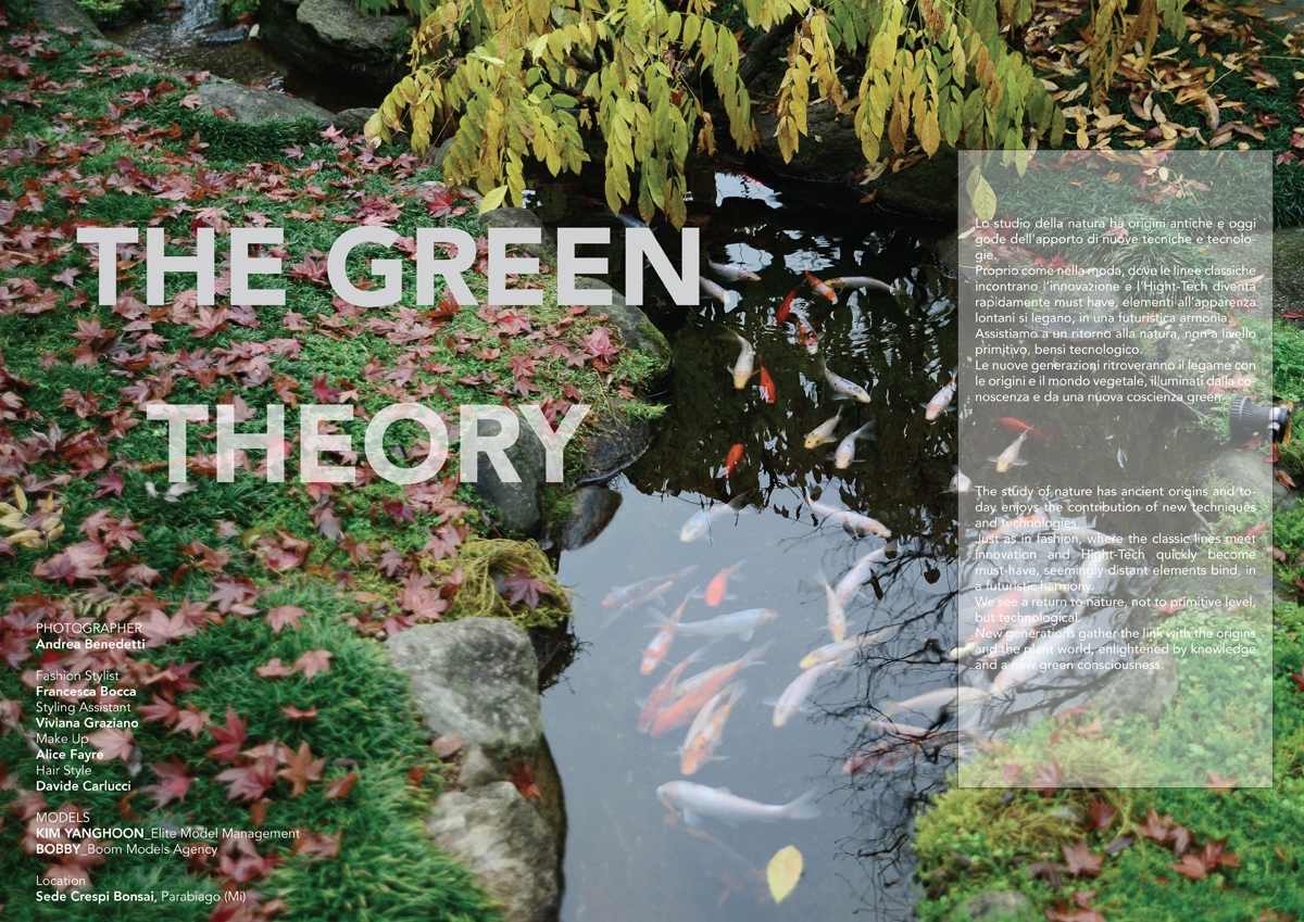 THE GREEN THEORY